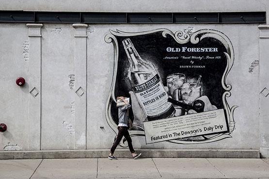 Klassische Werbung